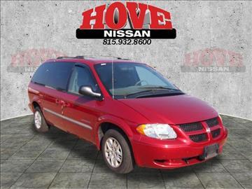 2001 Dodge Grand Caravan for sale in Bradley, IL