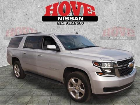 2015 Chevrolet Suburban for sale in Bradley, IL