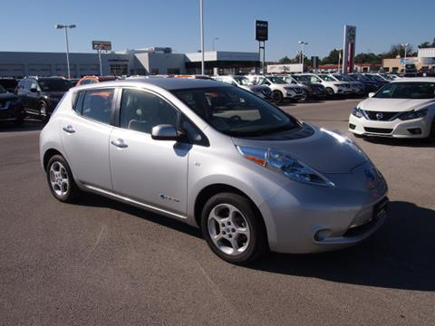 2012 Nissan LEAF for sale in Bradley, IL