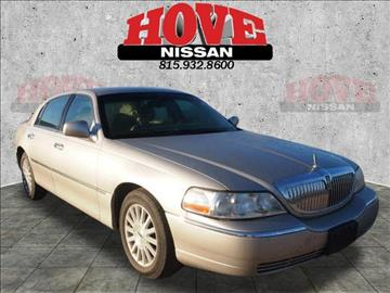 2007 Lincoln Town Car for sale in Bradley, IL