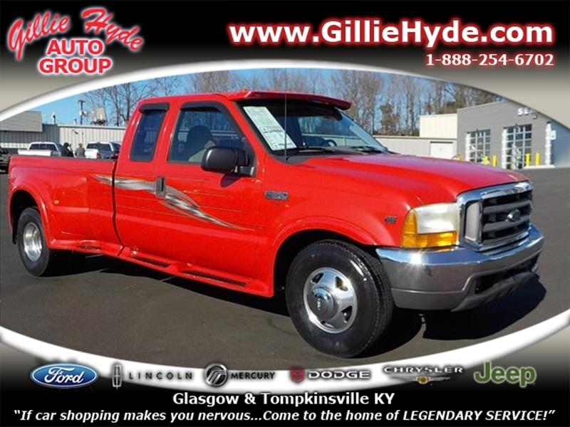 Gillie Hyde Glasgow Ky >> 1999 Ford F-350 Super Duty For Sale - Carsforsale.com