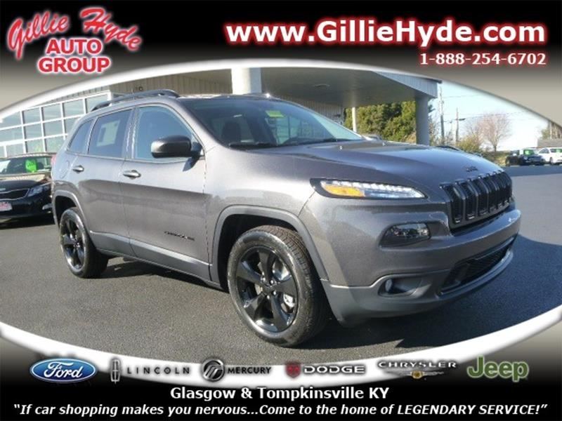 2018 Jeep Cherokee for sale in Glasgow, KY