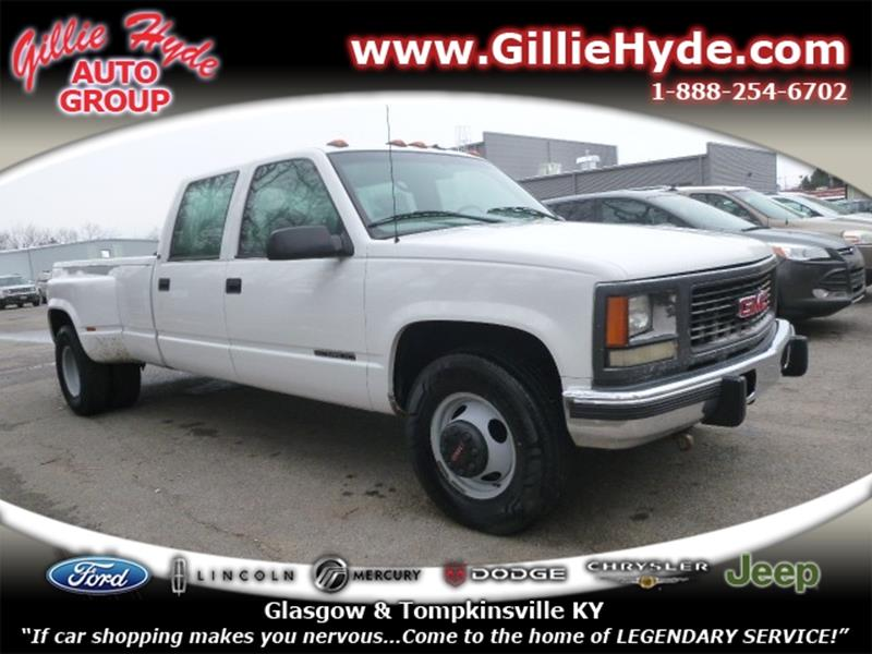 2000 GMC C/K 3500 Series for sale in Glasgow, KY