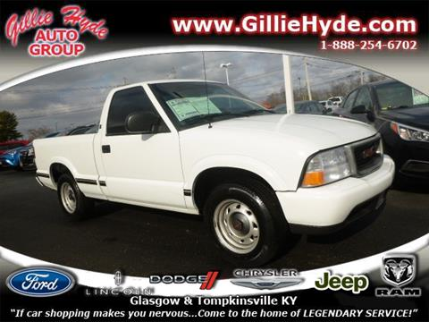 2000 GMC Sonoma for sale in Glasgow, KY