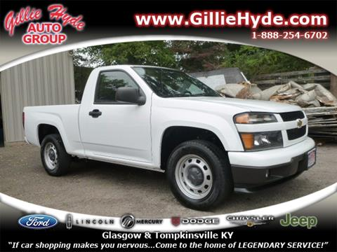 2012 Chevrolet Colorado for sale in Glasgow, KY
