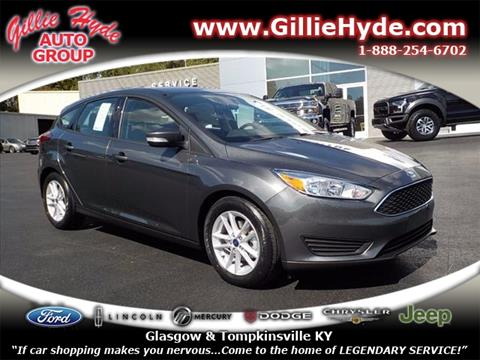 2017 Ford Focus for sale in Glasgow, KY