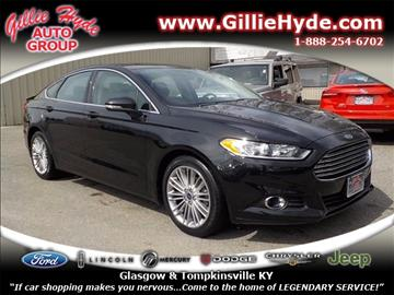 2015 Ford Fusion & Used Cars Glasgow Chrysler Dodge Ford Cars Chrysler Dodge Ford ... markmcfarlin.com