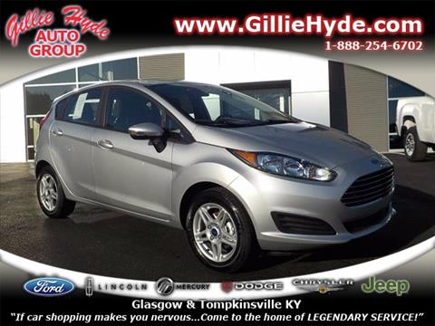 2017 Ford Fiesta for sale in Glasgow, KY