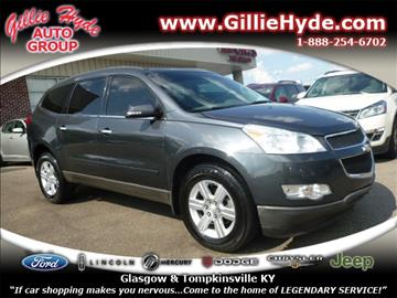 2011 chevrolet traverse for sale glasgow ky for Sames red barn motors
