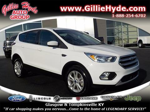 2017 Ford Escape for sale in Glasgow, KY