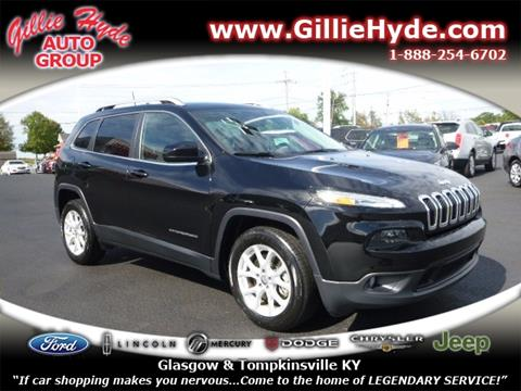 2017 Jeep Cherokee for sale in Glasgow, KY