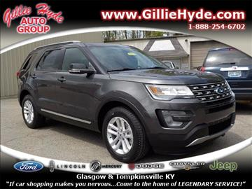 2017 Ford Explorer for sale in Glasgow, KY