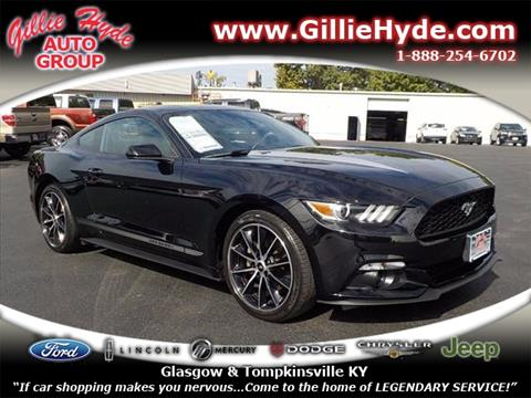 2016 Ford Mustang for sale in Glasgow, KY