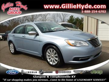 2013 Chrysler 200 for sale in Glasgow, KY