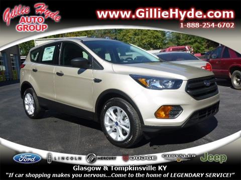2018 Ford Escape for sale in Glasgow, KY