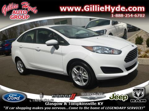 Cars For Sale In Laredo Tx >> 2018 Ford Fiesta For Sale In Glasgow Ky