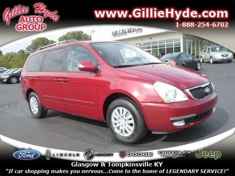 2014 Kia Sedona for sale in Glasgow, KY