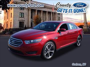 2016 Ford Taurus for sale in Graham, NC