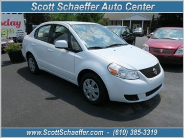 2010 Suzuki SX4 for sale in Birdsboro, PA