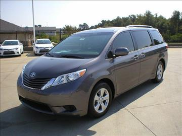 2015 toyota sienna for sale texas. Black Bedroom Furniture Sets. Home Design Ideas