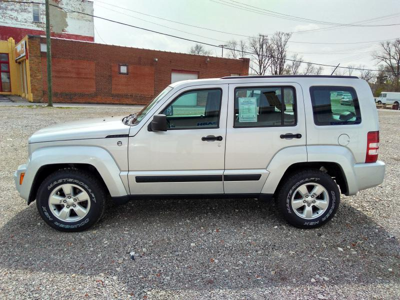2012 Jeep Liberty 4x4 Sport 4dr SUV - Findlay OH