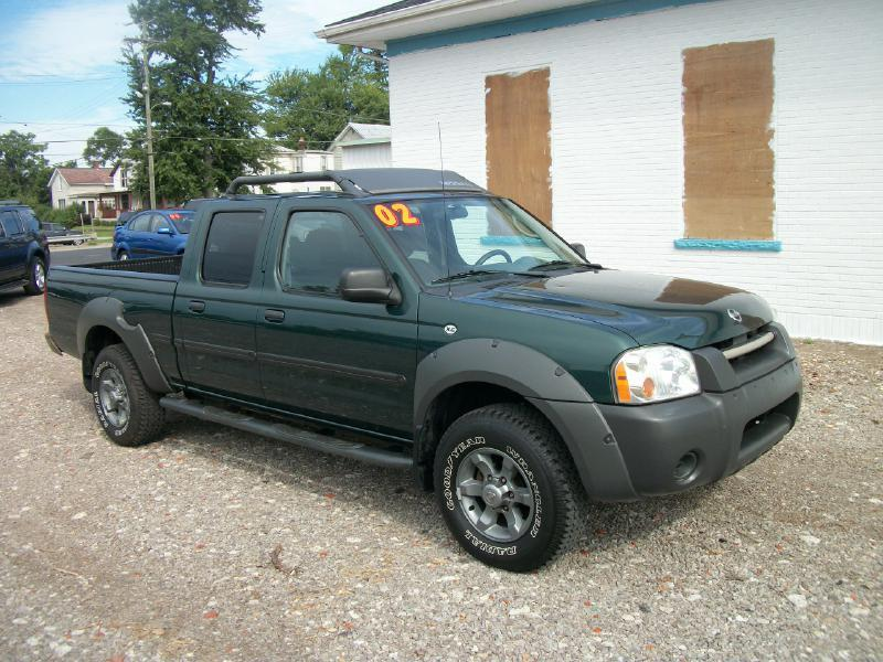 2002 Nissan Frontier CREW CAB XE - Findlay OH