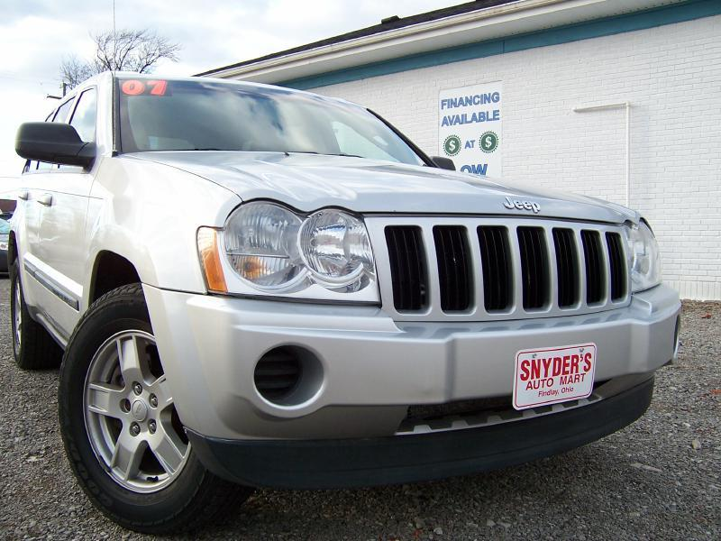 2007 Jeep Grand Cherokee Laredo 4dr SUV 4WD - Findlay OH