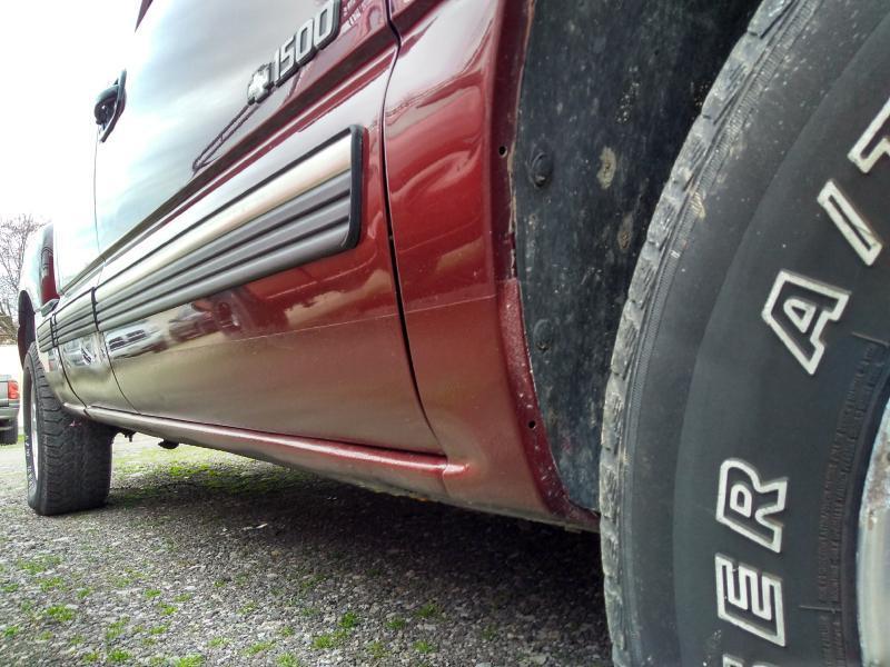 2000 Chevrolet Silverado 2500 Extended Cab 4x4 LS - Findlay OH