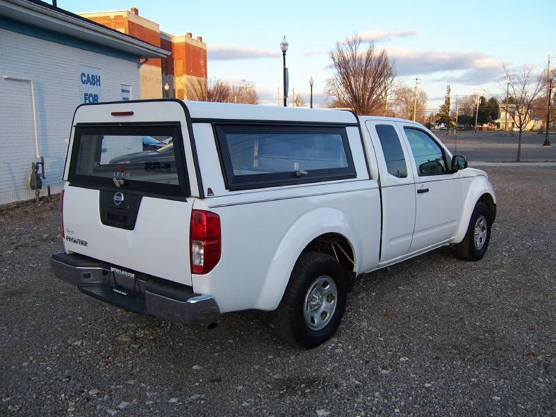 2012 Nissan Frontier 4x2 S 4dr King Cab Pickup 5M - Findlay OH