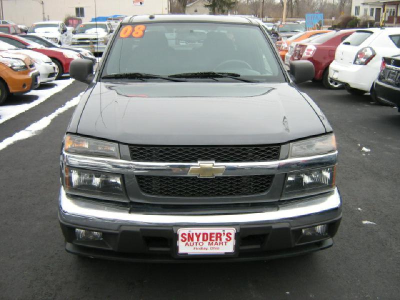2008 Chevrolet Colorado 4x2 LT Crew Cab 4dr - Findlay OH