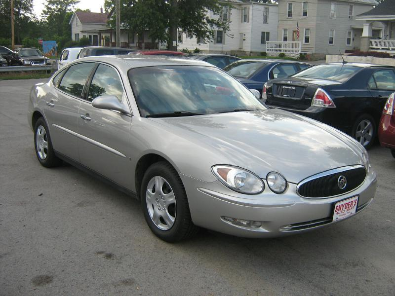 2007 Buick LaCrosse CX 4dr Sedan - Findlay OH