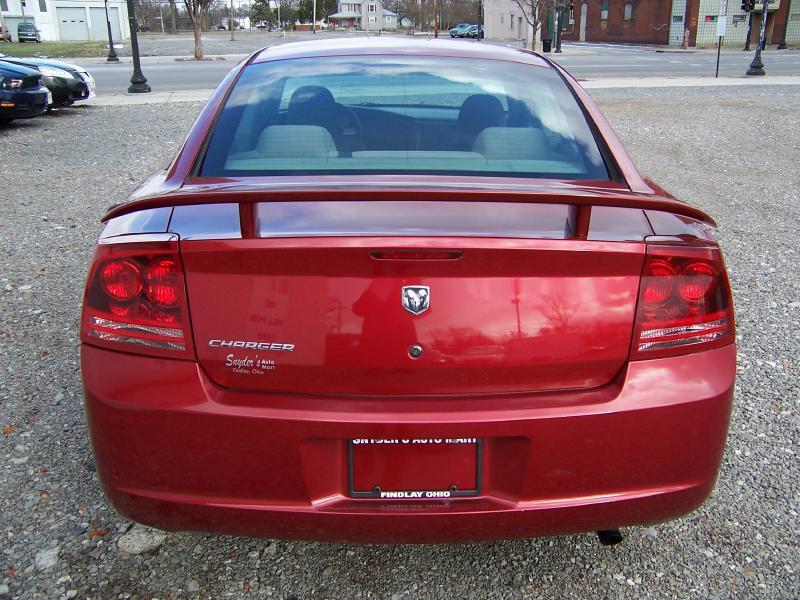 2007 Dodge Charger 4dr Sedan - Findlay OH