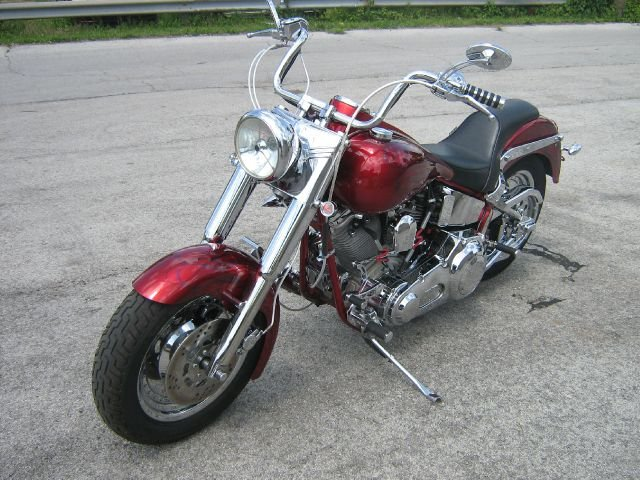 2005 Harley-Davidson FAT BOY MOTORCYCLE - Findlay OH