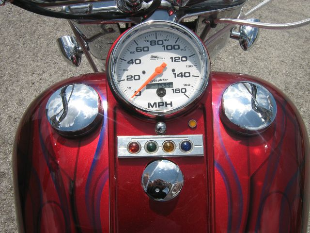 2005 CUSTOM FAT BOY MOTORCYCLE - Findlay OH