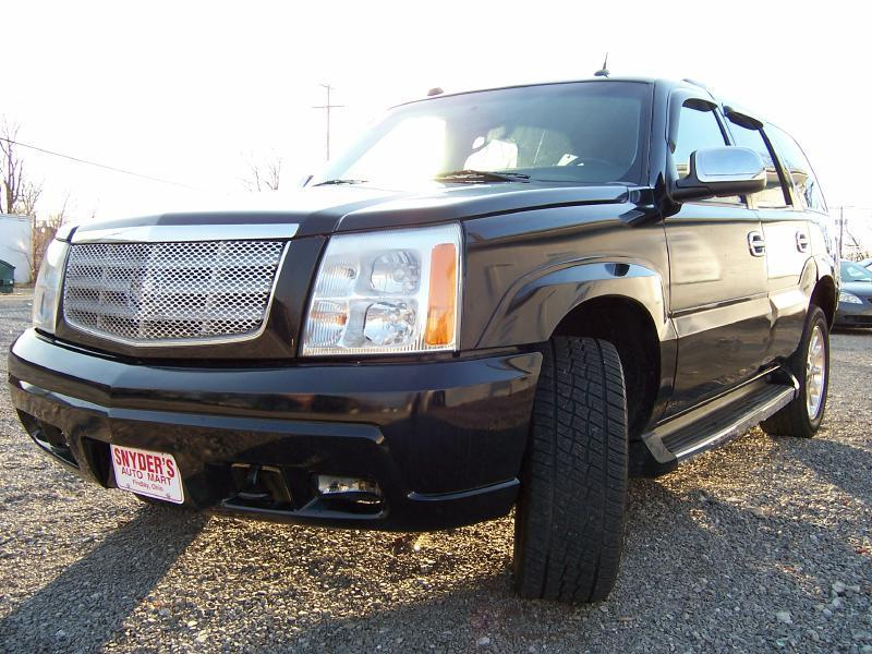 2005 Cadillac Escalade AWD 4dr SUV - Findlay OH