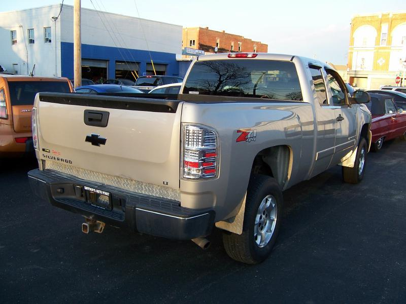2007 Chevrolet Silverado 1500  - Findlay OH