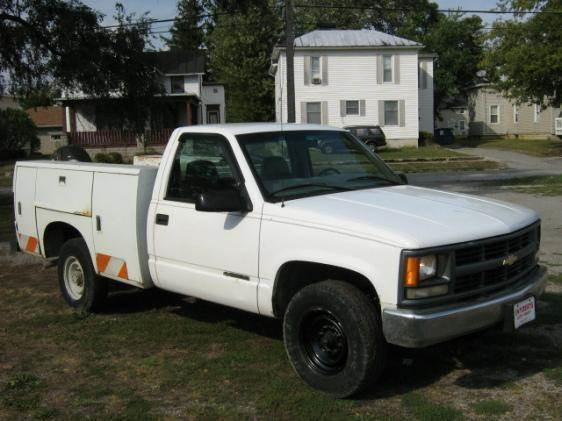 1999 Chevrolet C/K 1500 Series C3500 - Findlay OH
