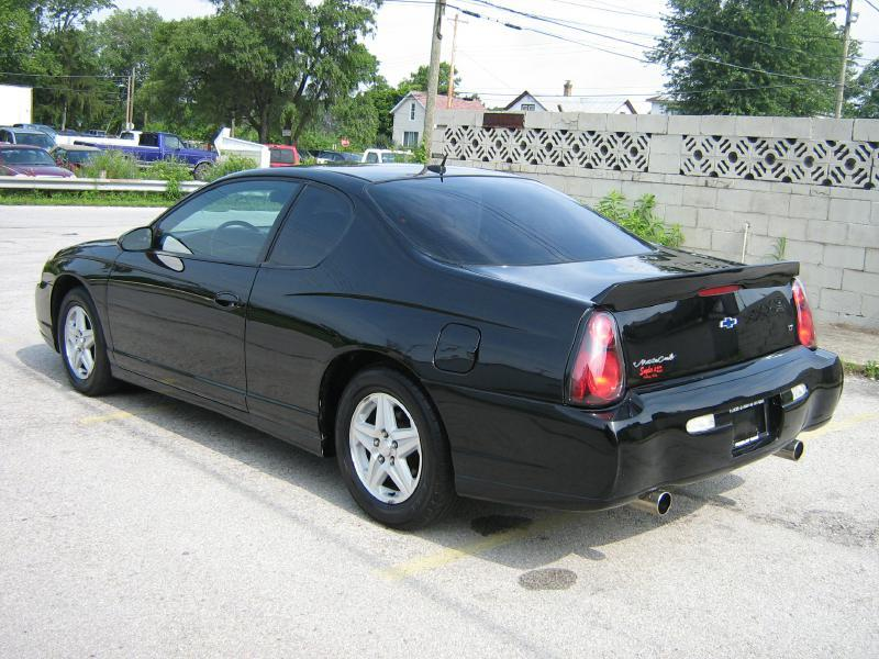 2005 Chevrolet Monte Carlo LT 2dr Coupe - Findlay OH