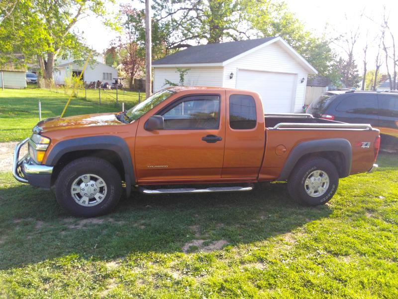 2005 Chevrolet Colorado  - Findlay OH