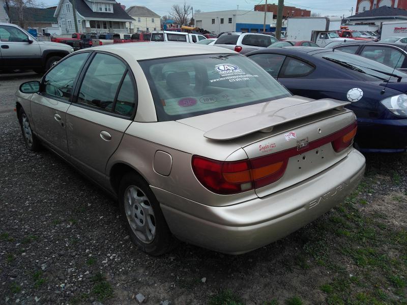 2002 Saturn SL2 Sedan - Findlay OH