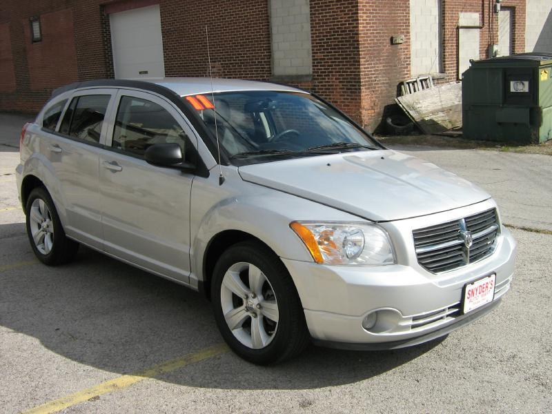 2011 Dodge Caliber Mainstreet 4dr Wagon - Findlay OH