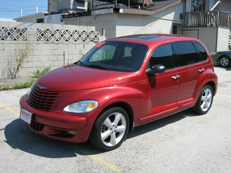 2003 Chrysler PT Cruiser 4dr GT Turbo Wagon - Findlay OH