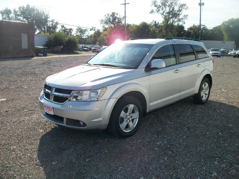 2010 Dodge Journey SXT 4dr SUV - Findlay OH