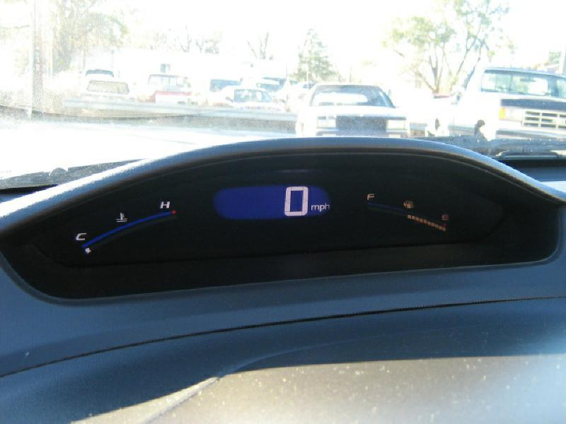 2010 Honda Civic LX 4dr Sedan 5A - Findlay OH