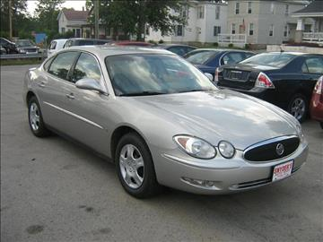 2007 buick lacrosse for sale ohio. Black Bedroom Furniture Sets. Home Design Ideas