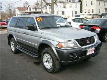 2001 Mitsubishi Montero Sport for sale in Findlay, OH