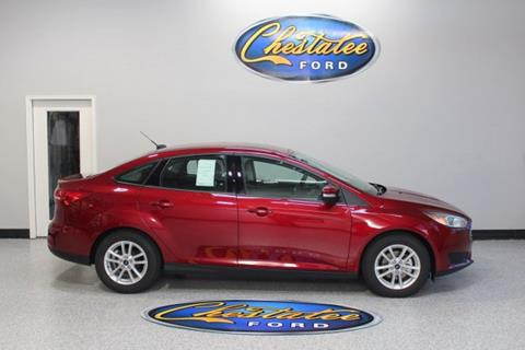 2017 Ford Focus for sale in Dahlonega, GA