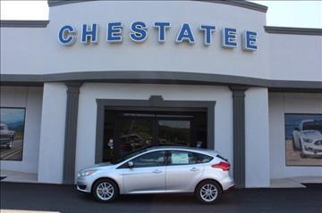 2017 Ford Focus for sale in Dahlonega, GA