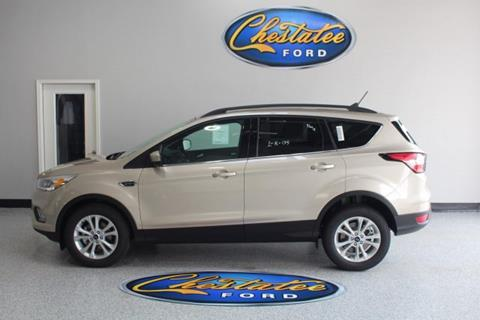 2018 Ford Escape for sale in Dahlonega, GA