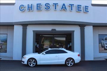 2012 Audi A5 for sale in Dahlonega, GA